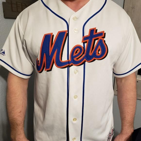 NEW YORK METS JOSE REYES JERSEY